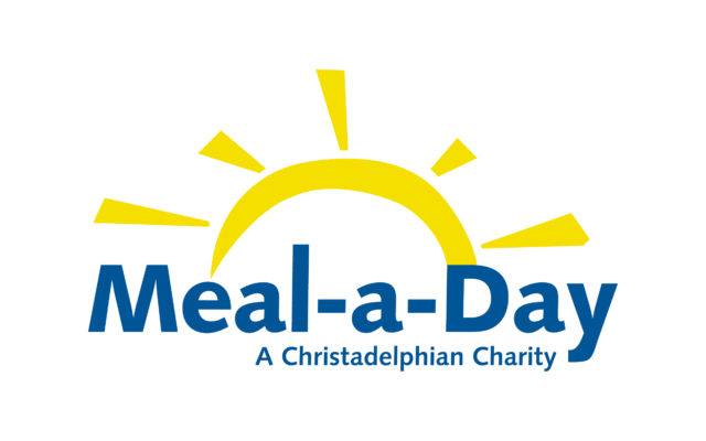 Meal-A-Day - A Christadelphian Charity Logo