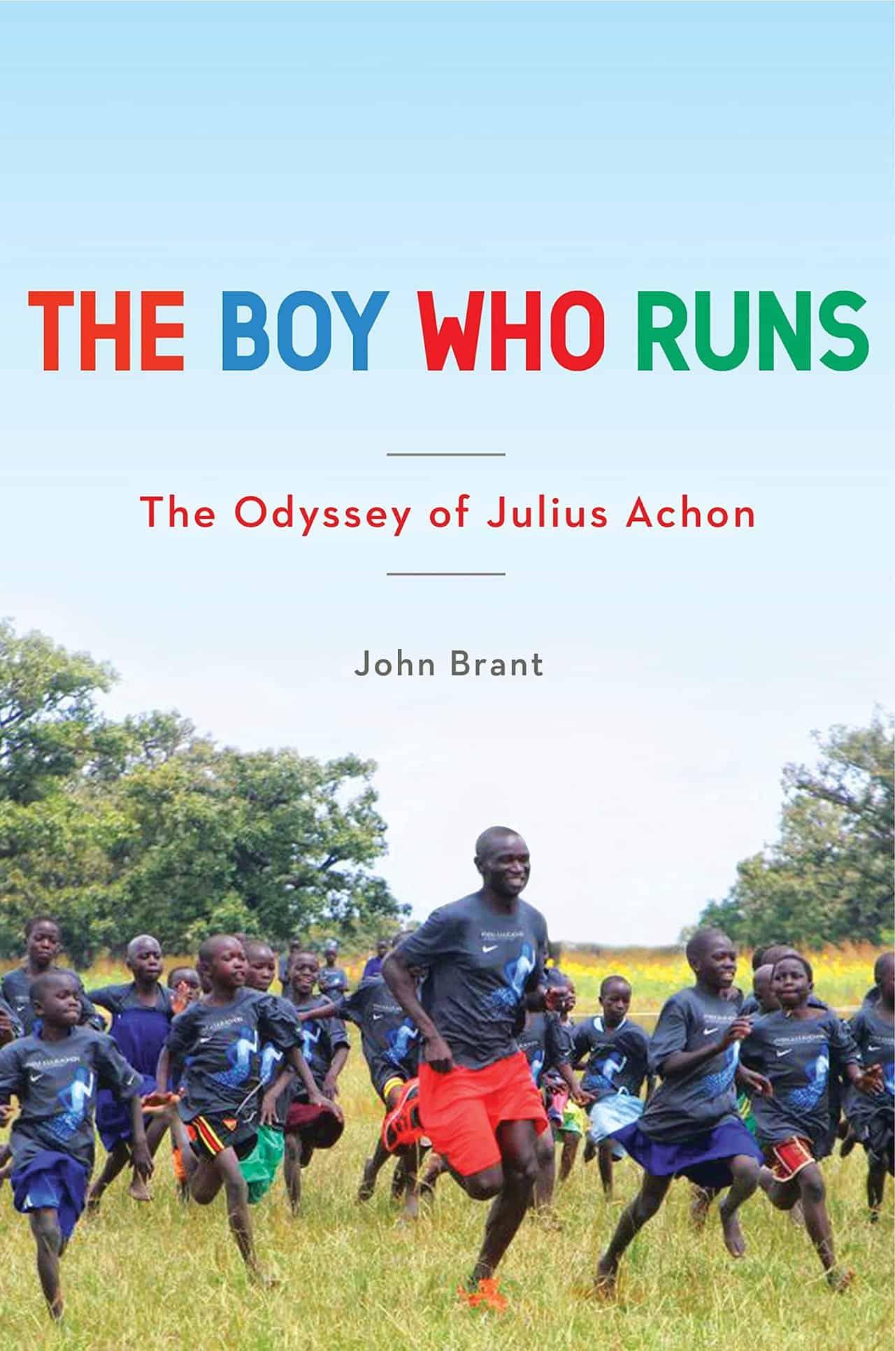 The boy who runs